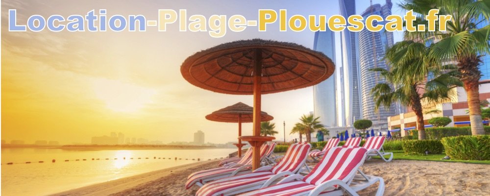 Location plage plouescat